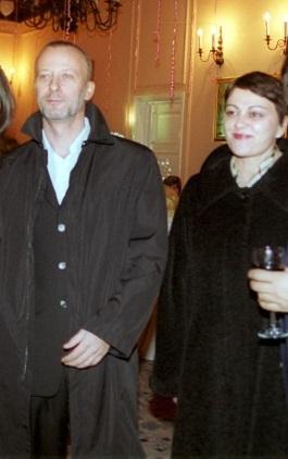 Maria, prima sotie a lui Andrei Gheorghe