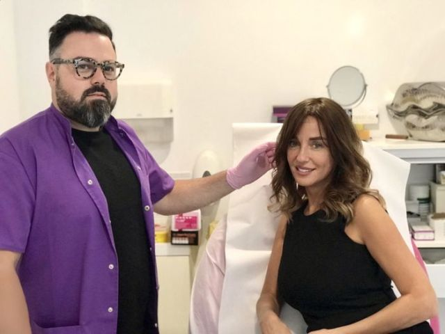Tania Budi și Dr Iancu Morad