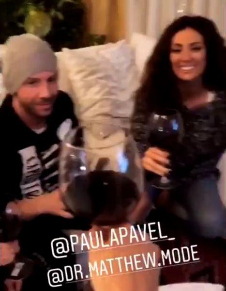 Claudia Pavel, de la Ferma, e prietenă cu medicul fals italian. Cum a fost surprinsă cu el vedeta PRO TV