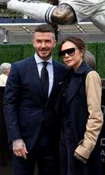 Victoria și David Beckham