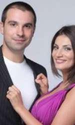 Ioana Ginghina și Alexandru Papadopol