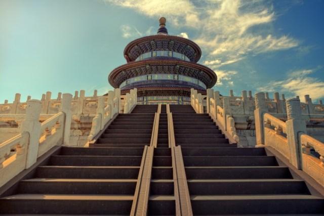 vacanta in China