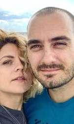 Conrad Mericoffer și soția lui, actrița Victoria Răileanu