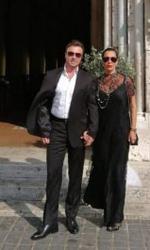 Beatrice Rancea a fost în vacanţă în Italia cu soţul