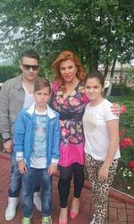 Cristi Borcea are 3 copii cu Mihaela