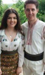 Nicuşor Iordan şi Ana Maria Preda