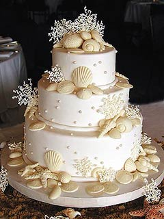 Fancy Decorated Wedding Cakes