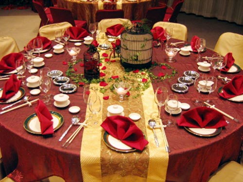 Wedding Reception Decorations Pictures and Ideas