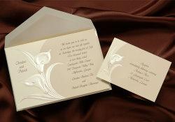 Wedding Invitations By Carlson Craft
