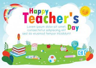 Best 25 Teachers day card 11