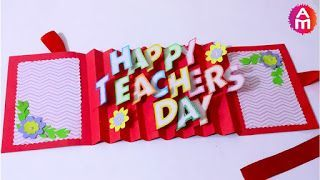 Best 25 Teachers day card 9