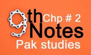 Urdu for class 9 chapter 2