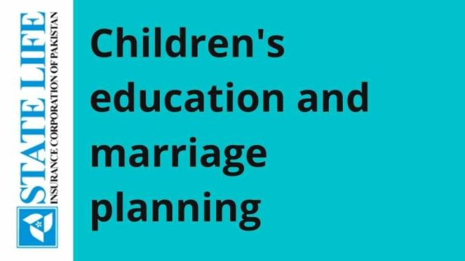 Children's education and marriage planning