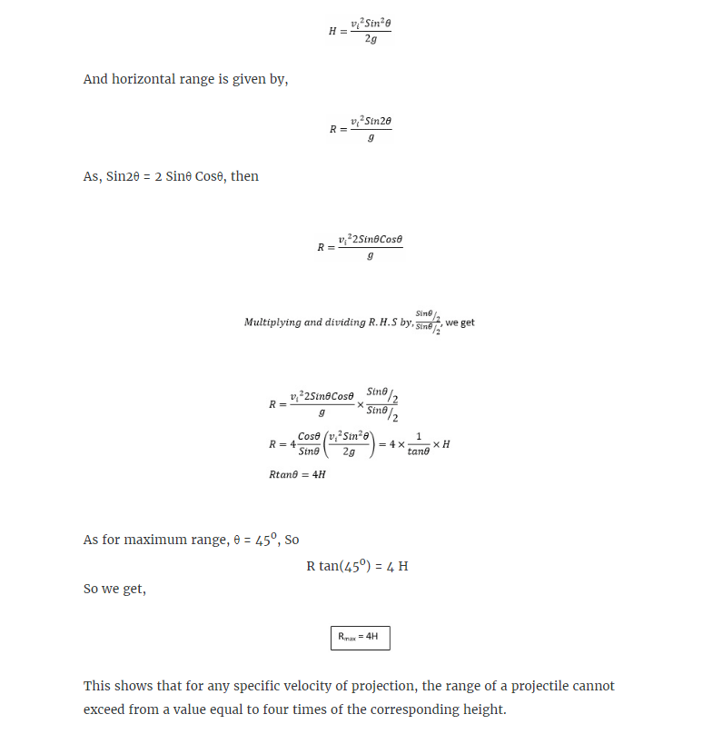 Physics Class 11 Notes Motion and Force