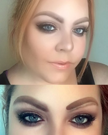 3-second Brow Round Shape