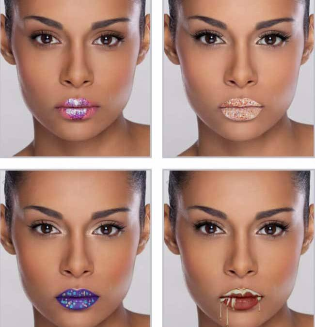 Free Pack Thursdays: Lip Art Pack
