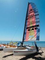 Activities Page - Sailing Photo