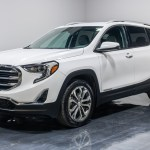 Used 2019 Gmc Terrain Slt Sport Utility 4d For Sale 19 893 Perfect Auto Collection Stock 247283