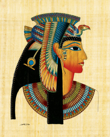 opal stone history, queen cleopatra