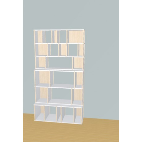 the perfect bookshelf