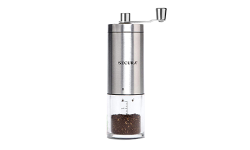 Best Burr Coffee Grinders for French Press (Review