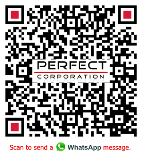 Scan to send a WhatsApp message.