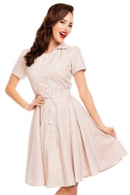 ultimate vintage pin up φόρεμα chic Janie