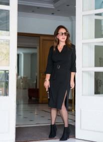 strictly business φόρεμα slit