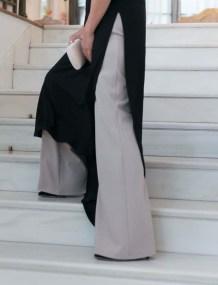 blogger basic παντελόνα σε stone σπαγγί