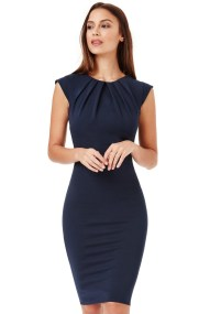 business chic φόρεμα navy blue