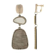 vintage styled βιδωτά σκουλαρίκια Isabella