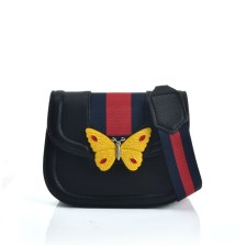 fashion bag acid G style butterfly