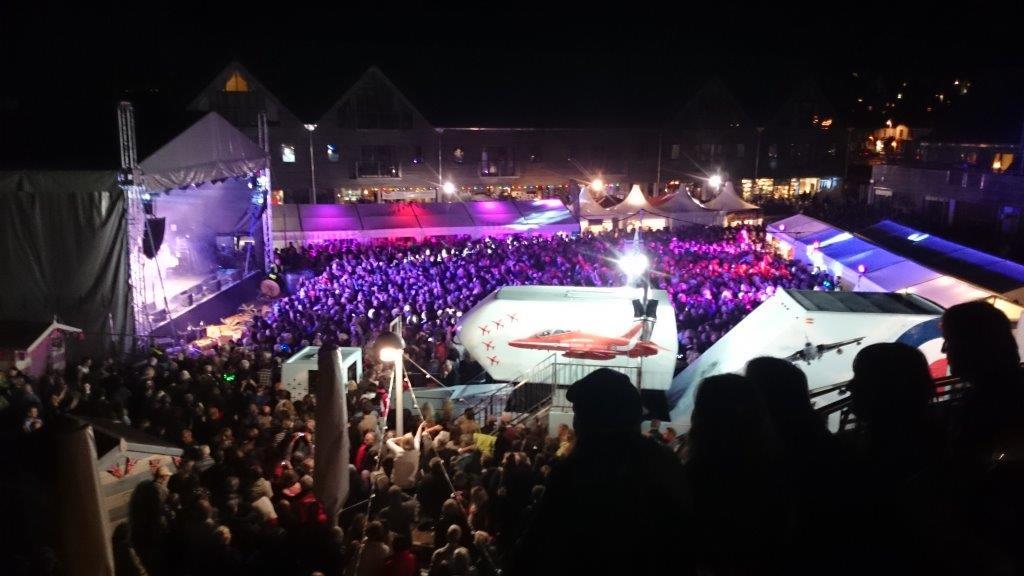 Events Square ABBA 1 - Anna Druce