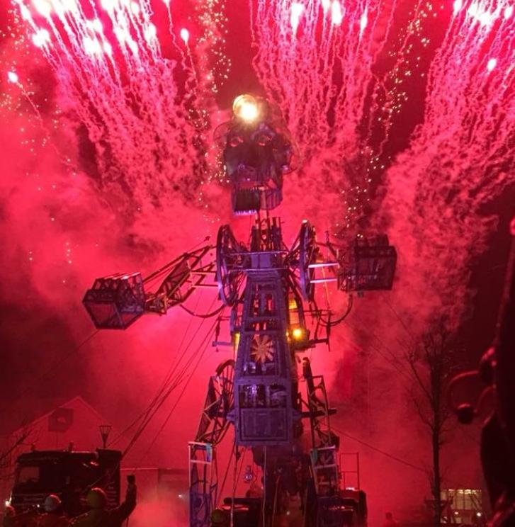 Man Engine Afterdarker 2