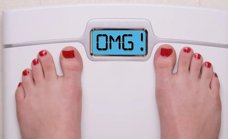 My Husband Took Away My Scale!!!!