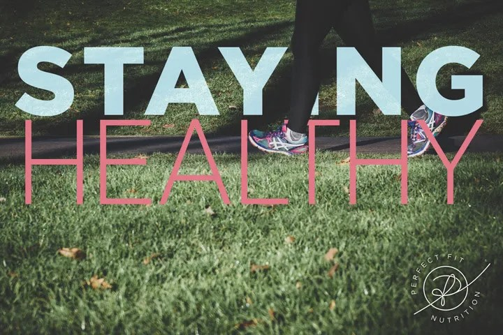 Staying Healthy While Under Stress