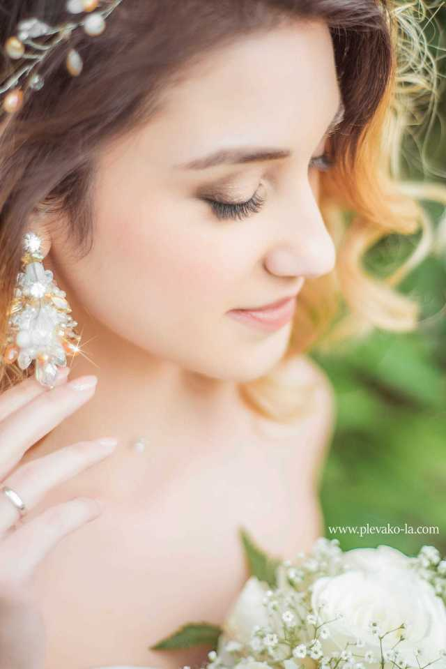 wedding day services - hair, makeup, nails in vegas