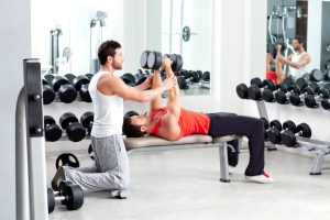 Las Vegas Personal Trainer | Personal Trainer Las Vegas | freeweights near summerlin