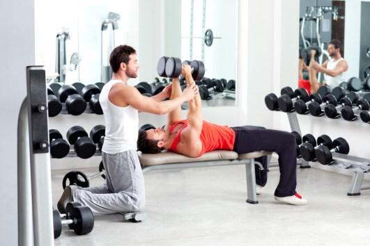 Las Vegas Personal Trainer   Personal Trainer Las Vegas   freeweight training in summerlin