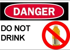 dangers of vitamin water
