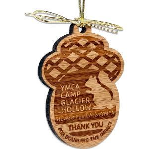 promotional christmas ornaments custom