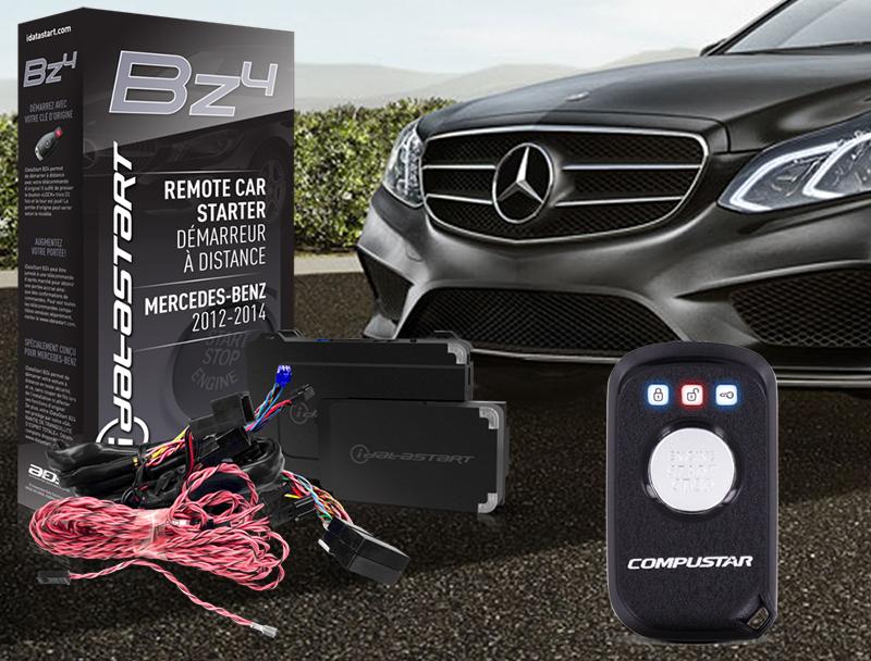 Mercedes Benz Remote Starter