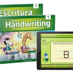 Benson Handwriting with Integrated Reading and Language Arts   Grades K–5    Perfection Learning [ 1400 x 2100 Pixel ]