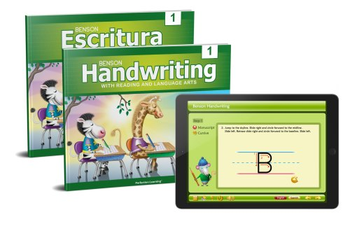 small resolution of Benson Handwriting with Integrated Reading and Language Arts   Grades K–5    Perfection Learning