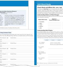 Vocabu-Lit®   Grades 6–12   Perfection Learning [ 1321 x 2100 Pixel ]