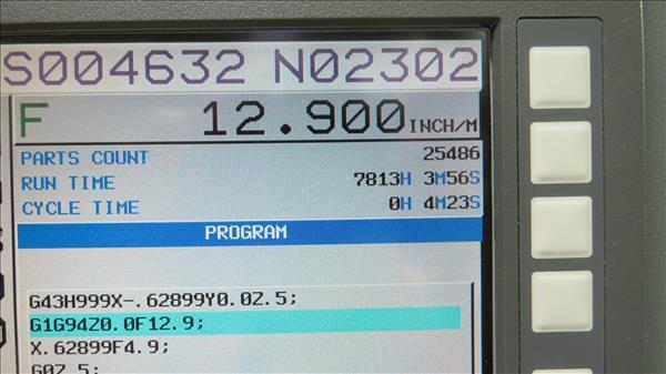 Used CHIRON FZ-12KS | 36877 | Perfection Machinery Sales