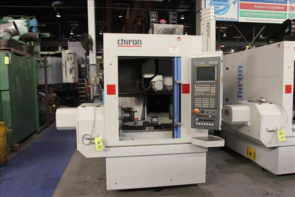 Used CHIRON FZ 12 MT | 38087 | Perfection Machinery Sales