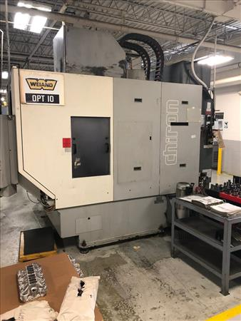 Used CHIRON FZ 18 S | 40825 | Perfection Machinery Sales