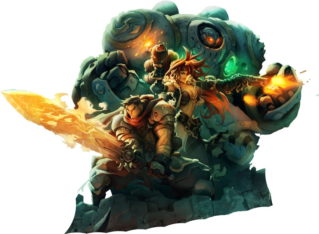 Nintnedo Fall Wallpapers Thq Nordic Bringing Battle Chasers Nightwar To The