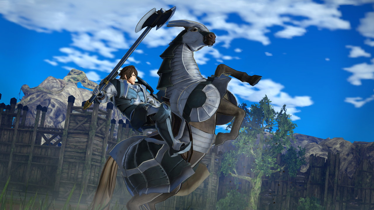 Fall Horse Wallpaper Fire Emblem Warriors Screens And Details For The Fe